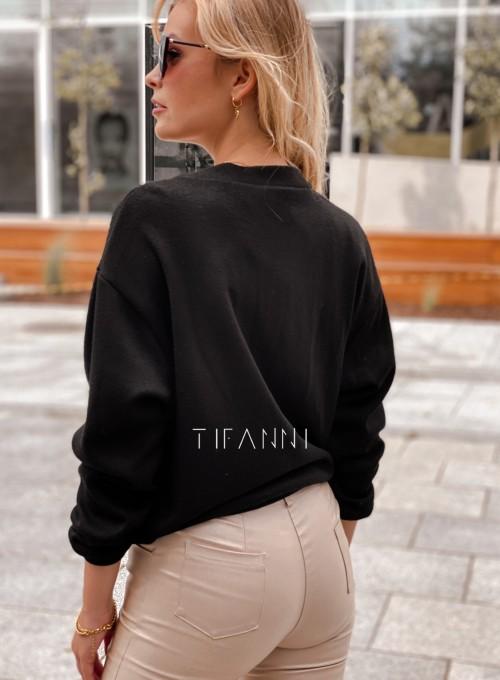 Sweter Feel czarny 3