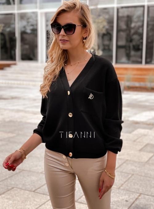 Sweter Feel czarny 4