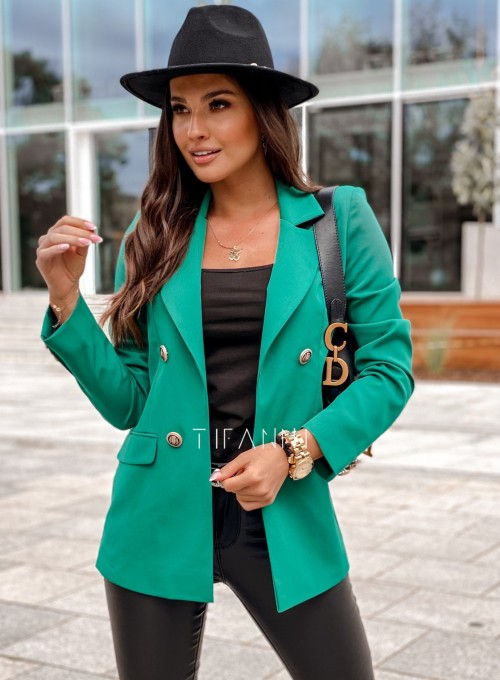 Marynarka Palermo green