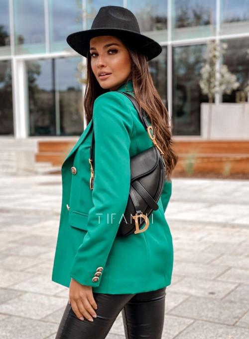 Marynarka Palermo green 3