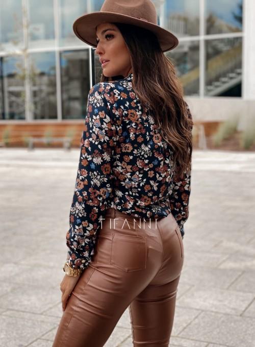 Koszula Pampi z kwiatowym printem 6