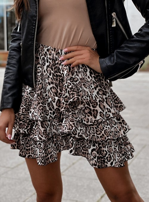 Spódnica Riki panther