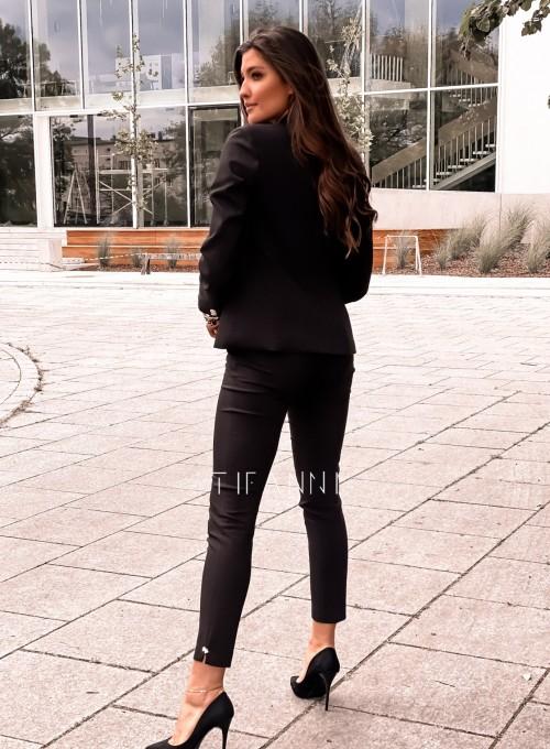 Spodnie Livardi czarne 2