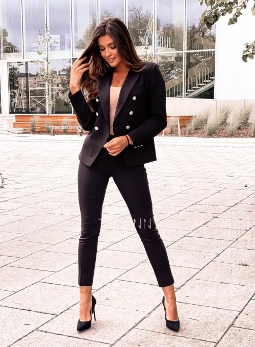 Spodnie Livardi czarne 1