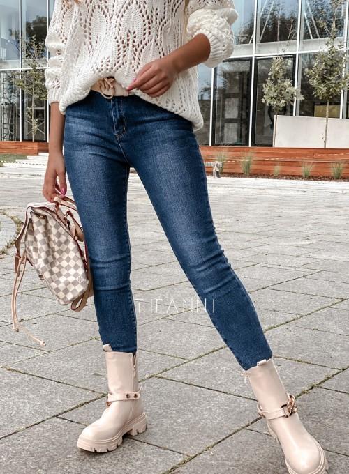 Spodnie jeansowe Holli