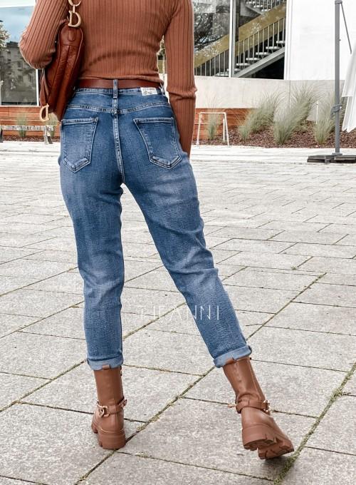 Spodnie jeansowe Mom Fit Bardi 2