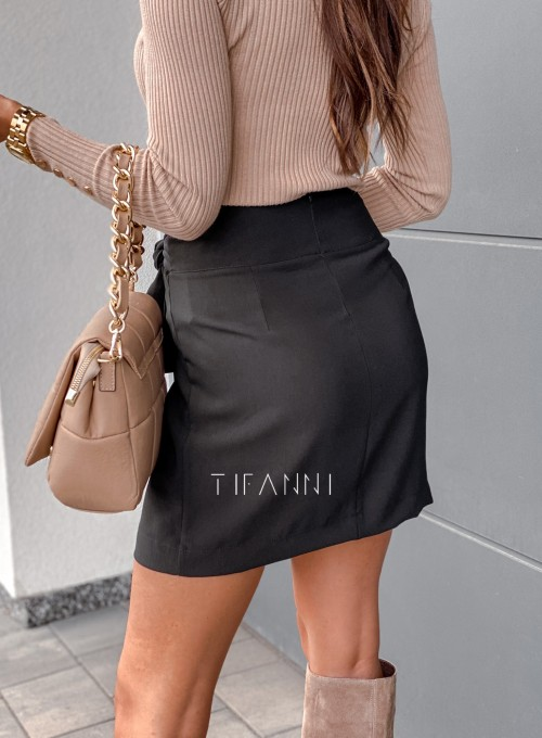 Spódnica Vianco czarna 2
