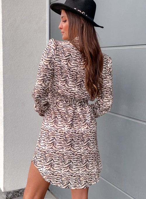 Sukienka Tola zebra 3