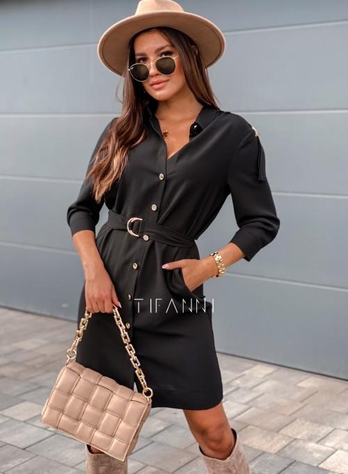 Sukienka Fabia czarna