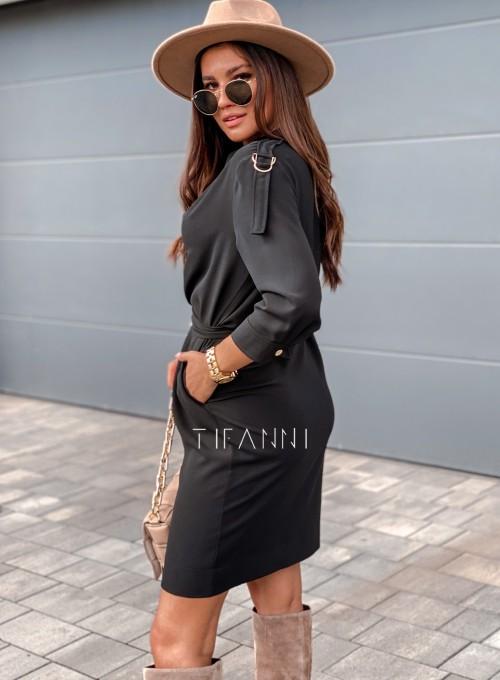 Sukienka Fabia czarna 3
