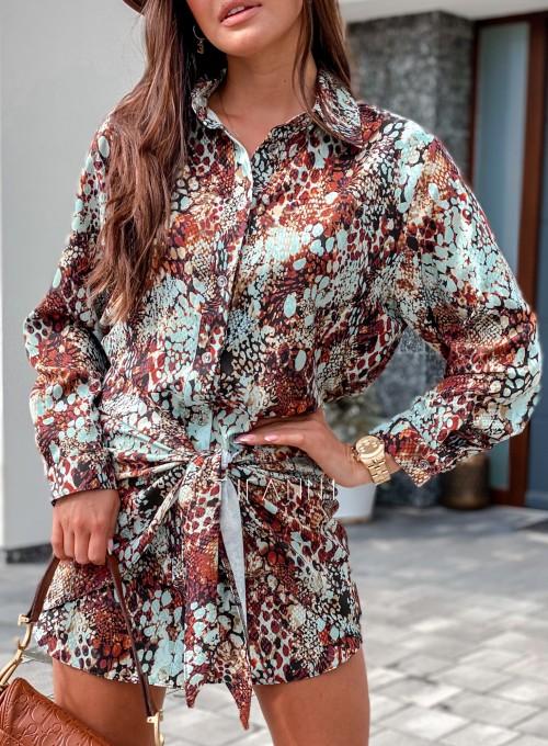 Sukienka wiązana Mili 1