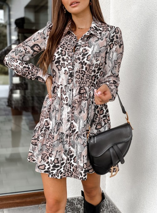 Sukienka Mula panther 1