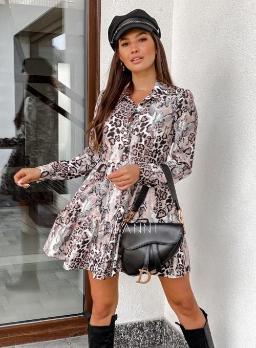 Sukienka Mula panther 4