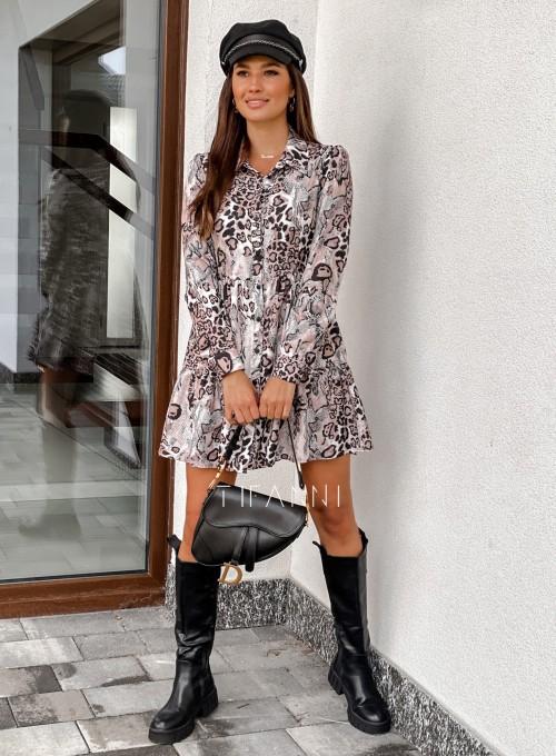 Sukienka Mula panther 2