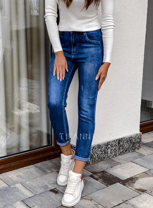 Spodnie jeansowe Mom Fit Otis