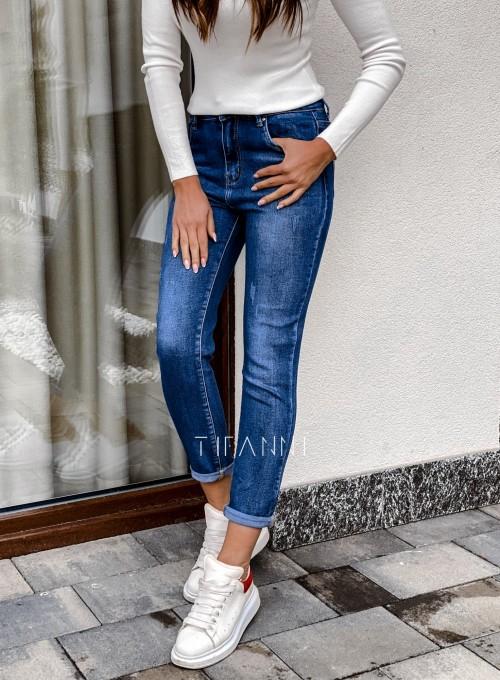 Spodnie jeansowe Mom Fit Otis 4