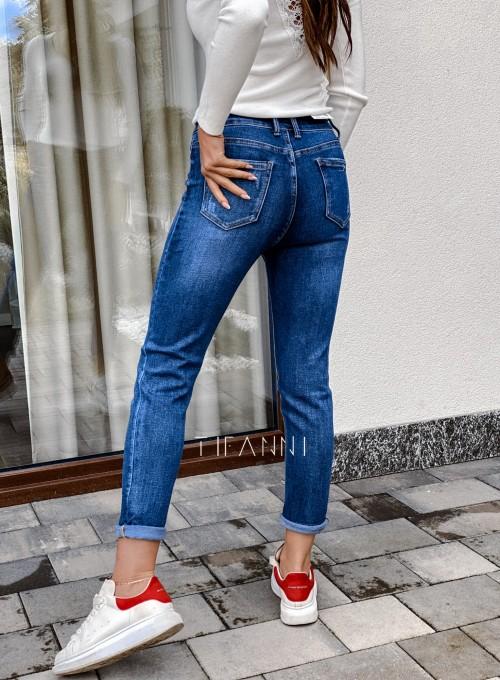 Spodnie jeansowe Mom Fit Otis 1