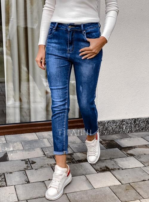 Spodnie jeansowe Mom Fit Otis 2