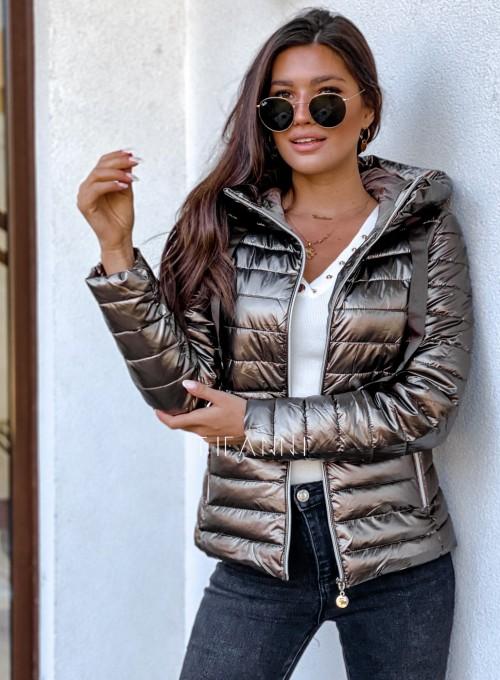 Pikowana kurtka Parma