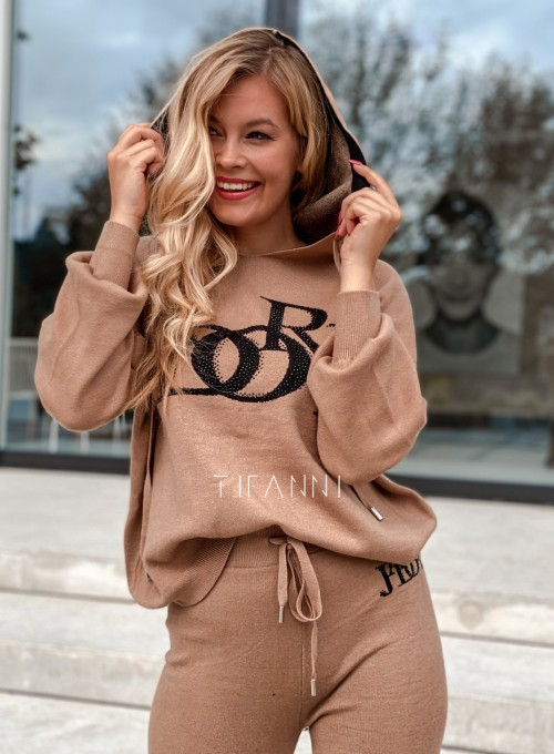 Dres Queenie camel 5