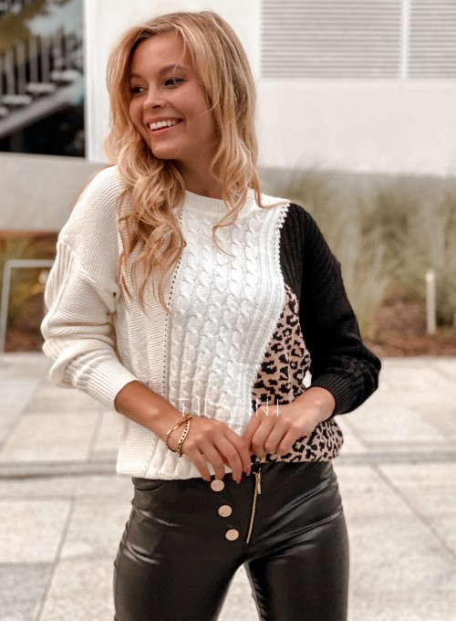 Sweter Blanche