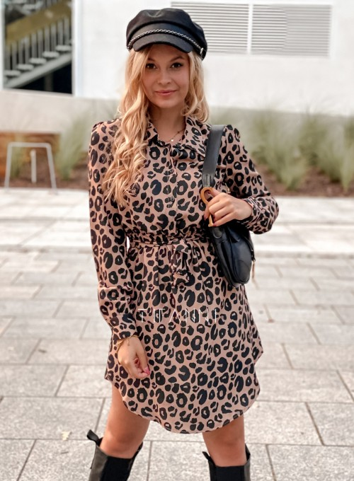 Sukienka Tola panther 4
