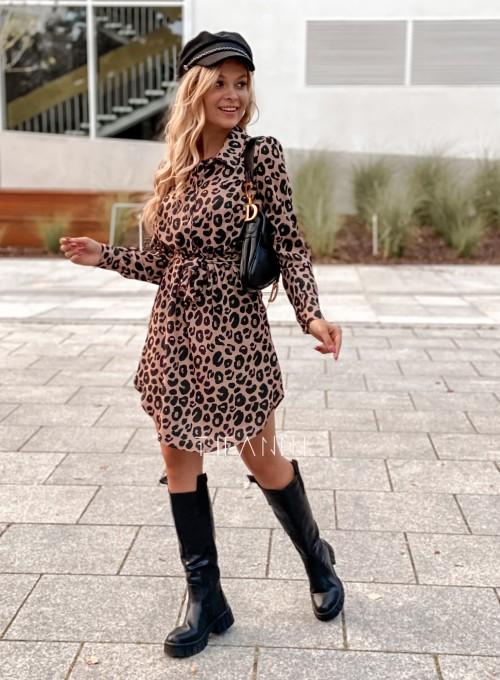Sukienka Tola panther 6