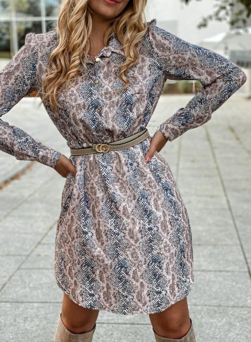 Sukienka Tola snake 2