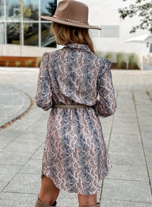 Sukienka Tola snake 3