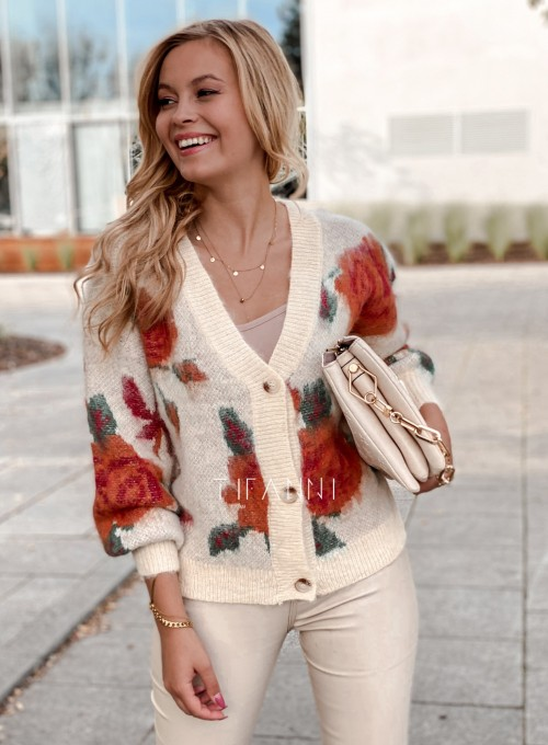 Rozpinany sweter Candy