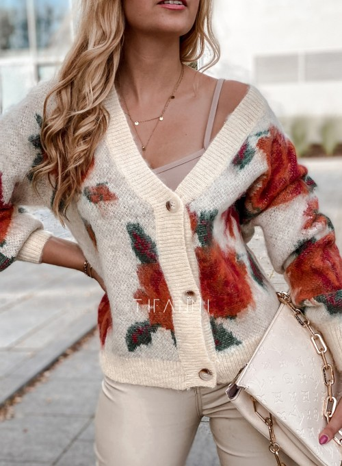 Rozpinany sweter Candy 1