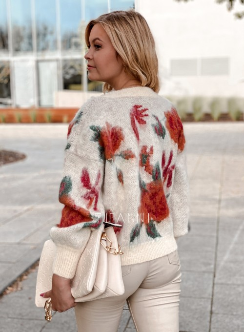 Rozpinany sweter Candy 2