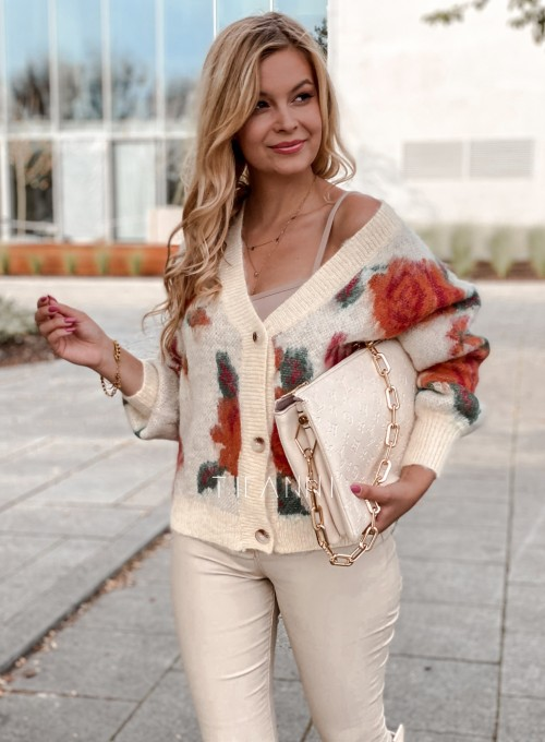 Rozpinany sweter Candy 3