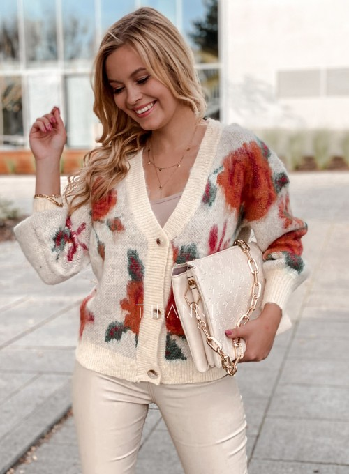 Rozpinany sweter Candy 4