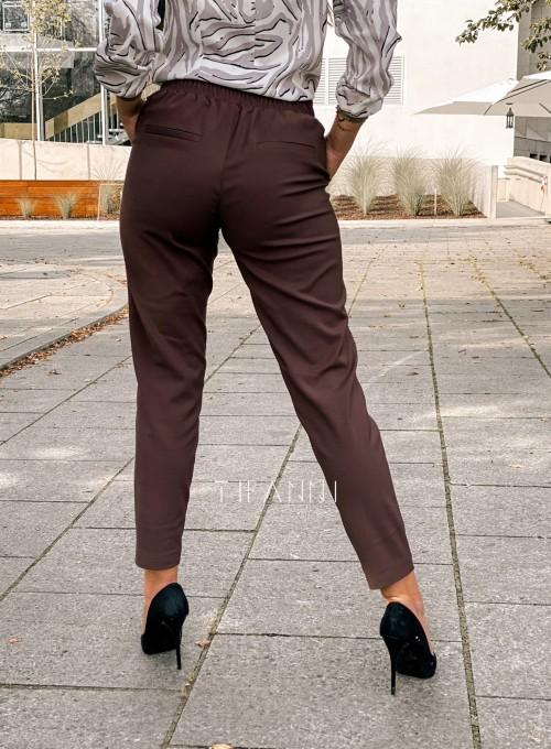 Spodnie Lavia chocolate 4