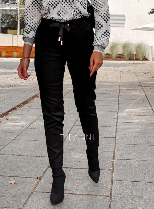 Spodnie Lavia czarne 2
