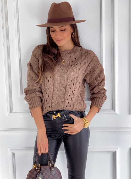 Sweter Simply nude