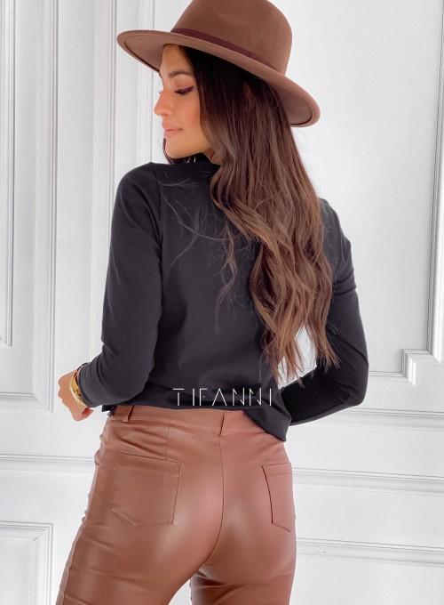 Bluzka Jasmin czarna 3