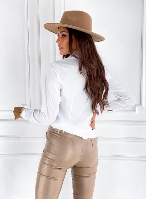 Koszula Madis klasyczna biała 2