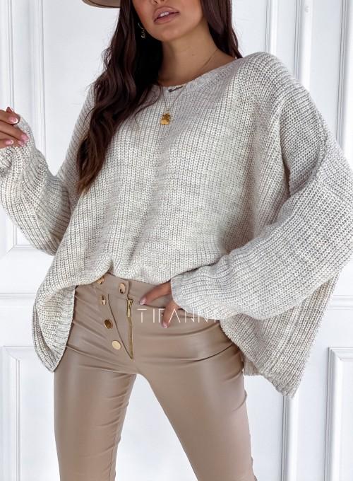 Sweter Honey oversize 1