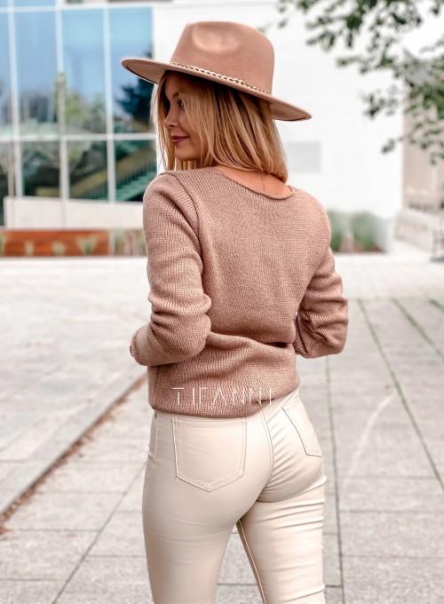 Sweter Pandi Nude 5