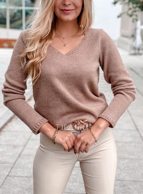 Sweter Pandi Nude 1