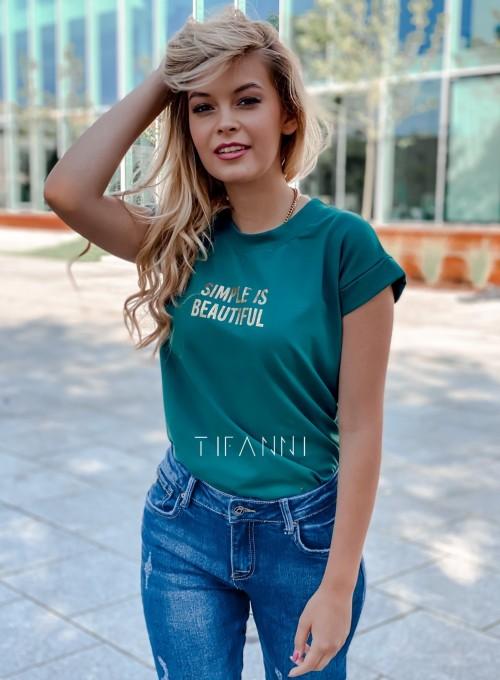T-shirt beautyiful butelka 3