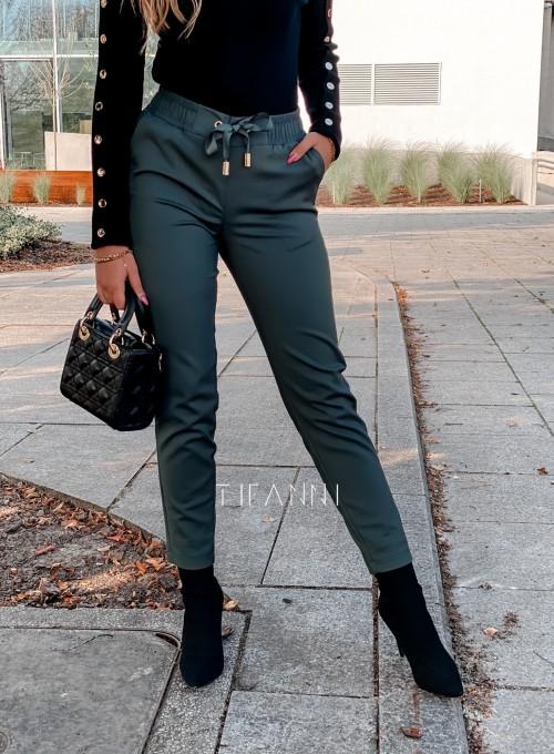 Spodnie Lavia khaki