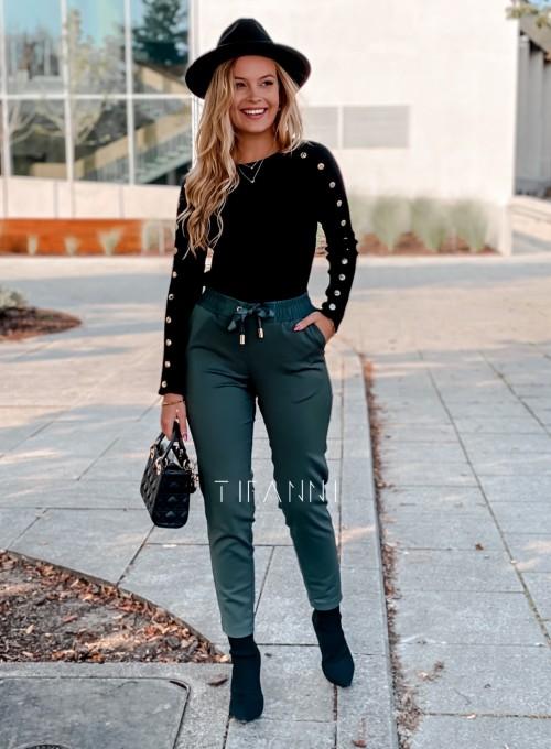Spodnie Lavia khaki 1