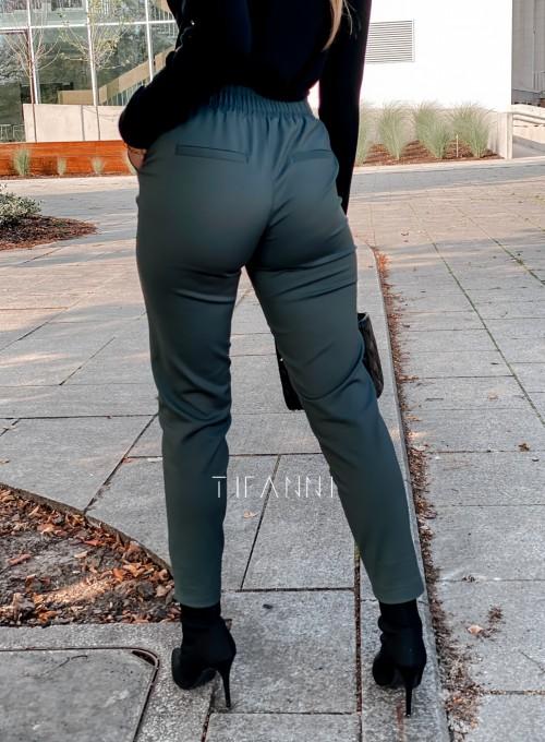 Spodnie Lavia khaki 2