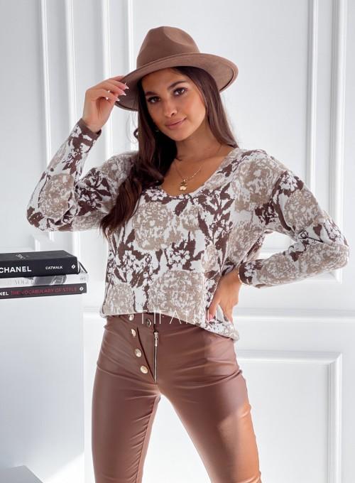 Sweter bluzka Randi beżowy