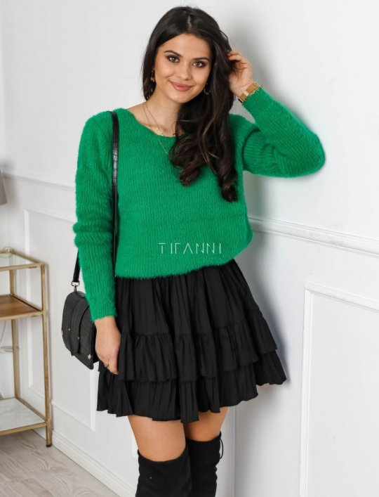 Sweter Goldi Green