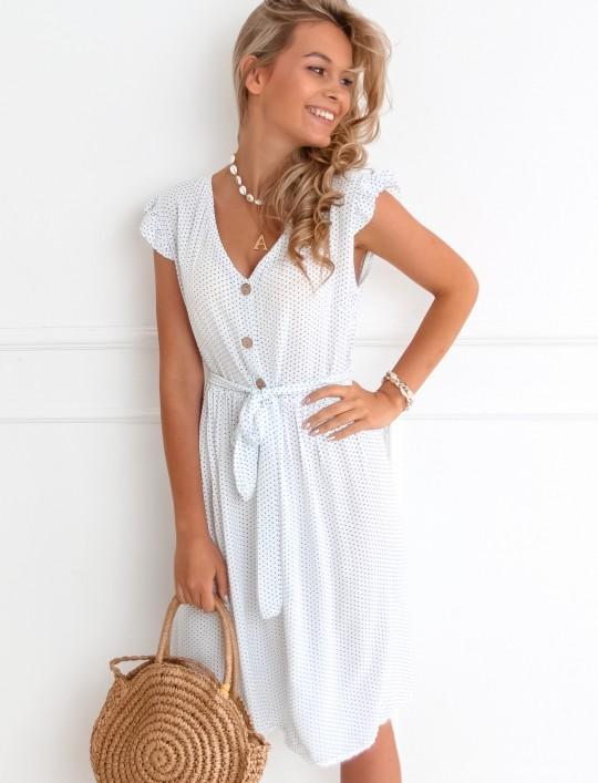Sukienka Focus white