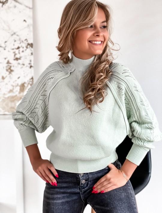 Sweter Tonni mięta
